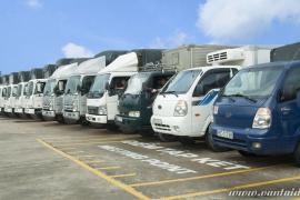 Dịch vụ chành xe Hà Nội đi Cần Thơ chất lượng giá cạnh tranh