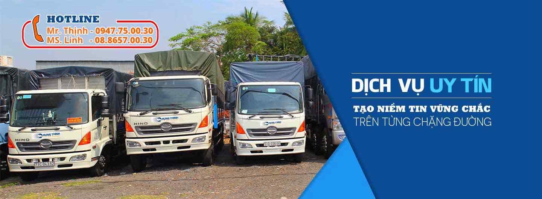 giới thiệu về chành xe vận tải hưng thịnh