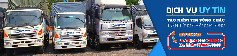 chành xe vận chuyển hàng hóa đi hà nội chất lượng